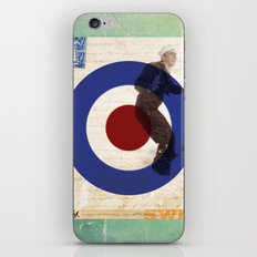 Swing! iPhone & iPod Skin