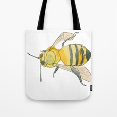 bee no. 2x2 Tote Bag