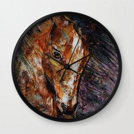 Shōgun Colt Wall Clock