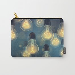 constellation lights Carry-All Pouch