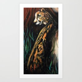 Embrace Your Power Art Print