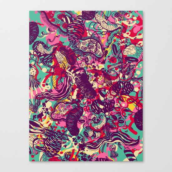 Species Canvas Print