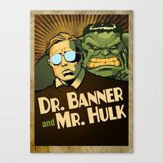 A Banner Year Canvas Print