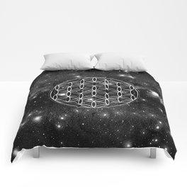 Flower Of Life 004 Comforters