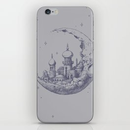 An Arabian Crescent iPhone Skin
