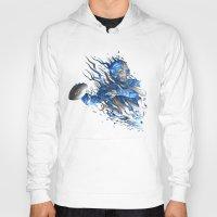 seahawks Hoodies featuring Superbowl XLVIII - Seahawks by The Neuronaut