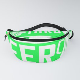 Horseshoe Pitching Gift Throwing Shoes Fanny Pack