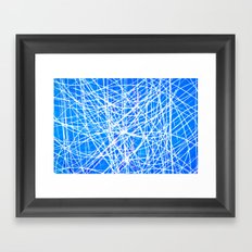 Intranet Framed Art Print