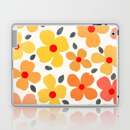 dogwood 6 Laptop & iPad Skin