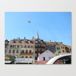 Switzerland 2010 Canvas Print