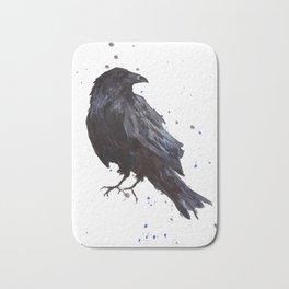 Constellation Raven Bath Mat