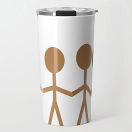 Hand In Hand Travel Mug