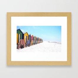 Cape Town, South Africa Framed Art Print