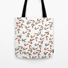 Shrimp Cocktail Tote Bag