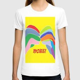 American Sign Language MORE T-shirt