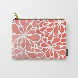 Simple Paisley Carry-All Pouch