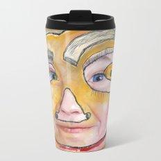 I feel loved Travel Mug