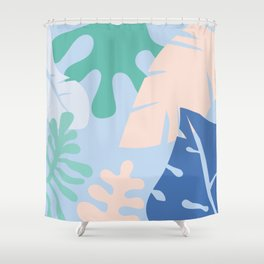 Searching it Shower Curtain