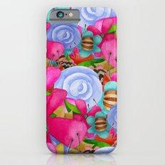 Electric Garden iPhone 6s Slim Case