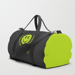 Old Skool Academy Rave Quote Duffle Bag