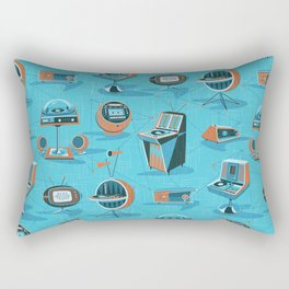 SPACE AGE HIFI Rectangular Pillow