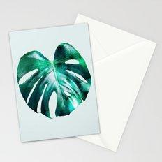 Monstera 2 Stationery Cards