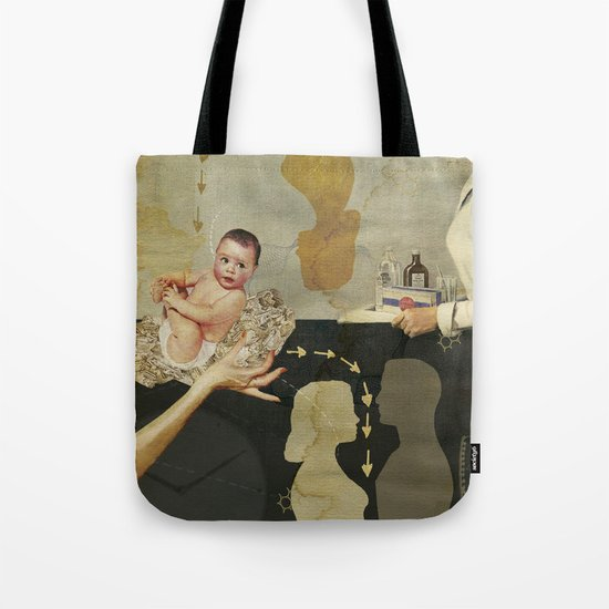 Modern Day Practice Tote Bag