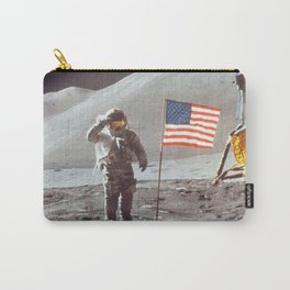 American Moon Landing Carry-All Pouch
