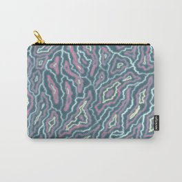Glowing lines. Carry-All Pouch