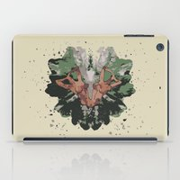 camouflage iPad Cases featuring CAMOUFLAGE by GEEKY CREATOR