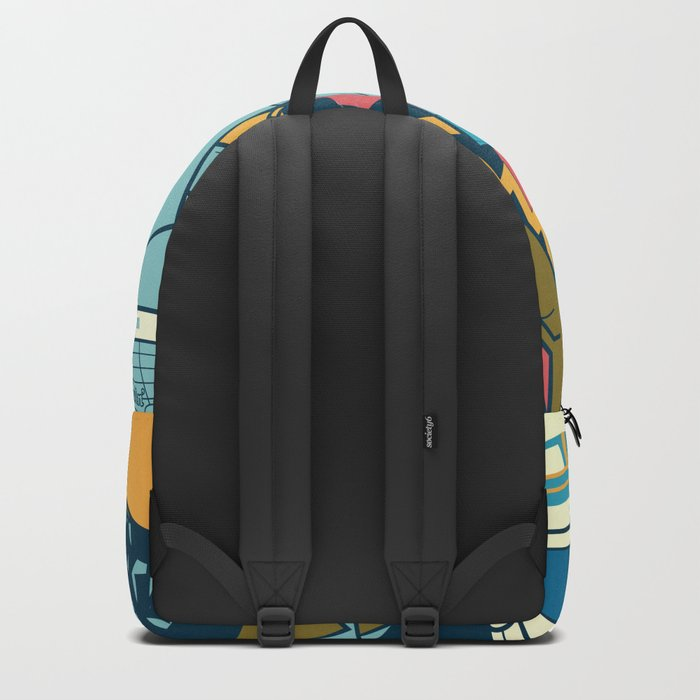 Big Trouble Backpack