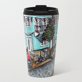 Vespa Street Travel Mug