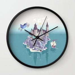 Hogwarts series (year 4: the Goblet of Fire) Wall Clock