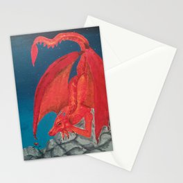 Dragons love Stationery Cards
