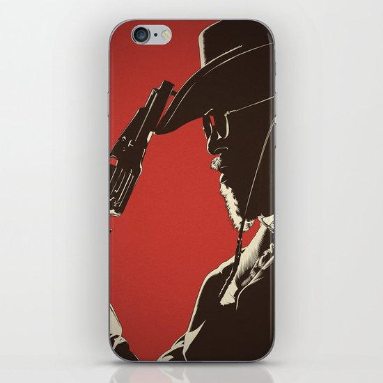 D. U. iPhone & iPod Skin