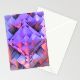 Dreaming in 3-D Stationery Cards