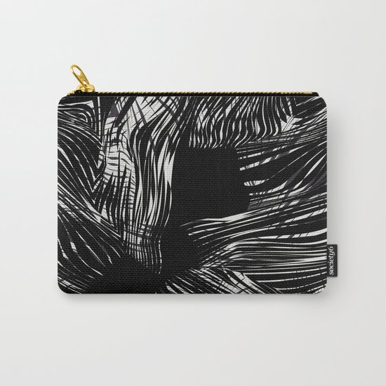 looking for darkness Carry-All Pouch