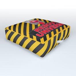 Reboot Universe Button Outdoor Floor Cushion