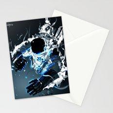 Gravity Vortex Stationery Cards