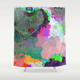 Enchantment of the Sun Shower Curtain