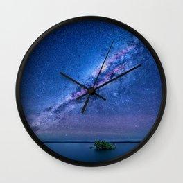 STARRY NIGHTS Wall Clock