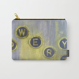Qwerty Age Carry-All Pouch