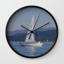 Classic Yacht Wall Clock