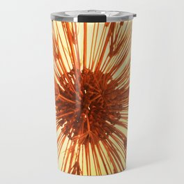 Copper Burst Travel Mug