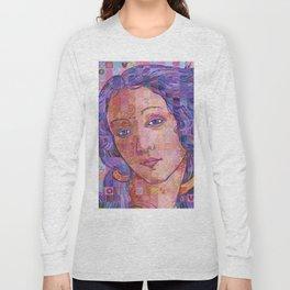 Variations On Botticelli's Venus – No. 2 Long Sleeve T-shirt