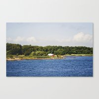 finland Canvas Prints featuring Åland, Finland by Valeria Marelli