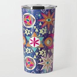 Mystical Tribes Travel Mug