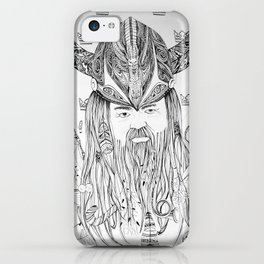 Viking iPhone Case