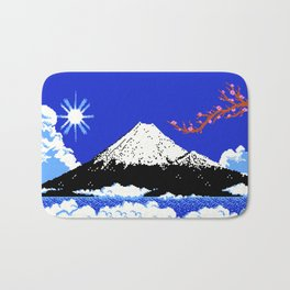 Fuji Memories Bath Mat