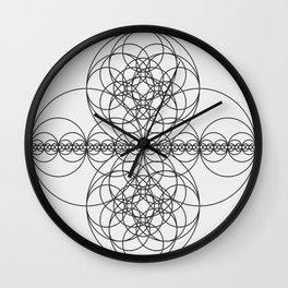 Circle Splendor 7 Wall Clock